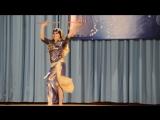 Файзулина Эля, 1 место соло фолк молодежь на фестивале