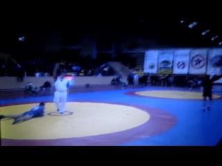 Чемпион мира Куржев в новой весовой категории 82 кг проиграл чисто в финале Чемпионата России.