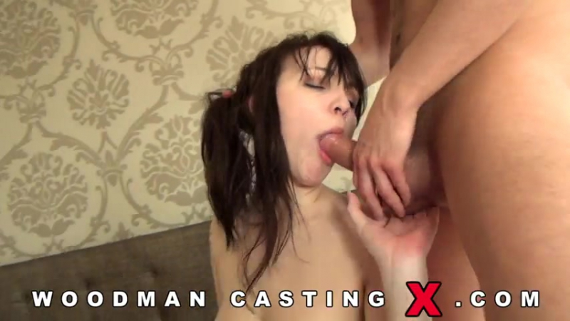 Кастинг Вудмана с красавицей + оргия МММЖ woodman casting of Belle Claire and gangbang woodmancastingx