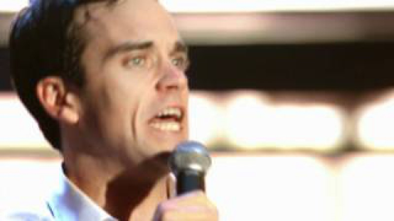 Robbie Williams - My Way [HD] Live At Royal Albert Hall, Kensington, London - 2001