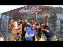 PRZYSTANEK WOODSTOCK (Haltestelle Woodstock) 2015 Kostrzyn