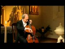 Anner Bylsma: Bach Cello Solo Nr.5, BWV 1011 (1/2) (7.2000)