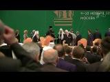 Сегодня в Москве прошёл 19-й Всемирный русский народный собор - Первый канал