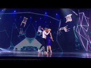 Танцы: Полина Бокова и Олег Клевакин (сезон 2, серия 15)