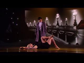 Танцы: Настя Вядро и Влад Ким (Rhodes & Birdy – Let It All Go) (сезон 2, серия 15)