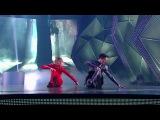 Юля Николаева и Ваня Можайкин - 15 выпуск 2 сезона шоу Танцы на ТНТ