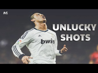 Cristiano Ronaldo - Shots In The Post and Crossbar ( Unlucky Shots) HD by Andrey Gusev