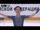 Евгения Медведева Чемпионат России 2015 ПП 1 234 88
