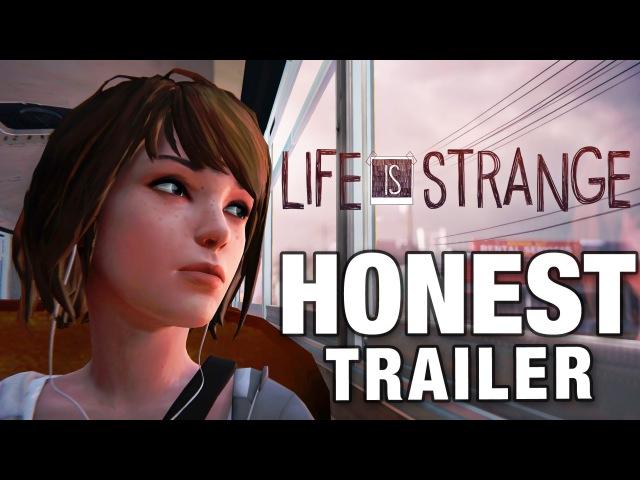 LIFE IS STRANGE (Honest Game Trailers)