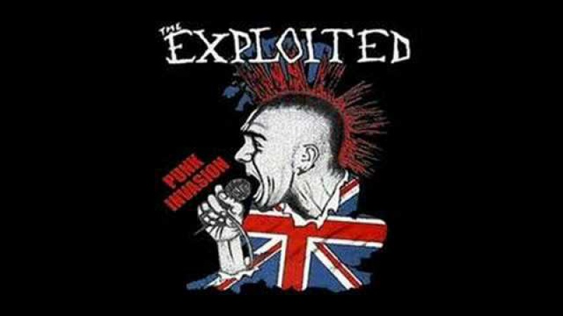 The Exploited - Dont Blame Me