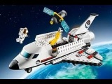 Космический Ремонт Лего Мультик Игра для Детей на русском языке LEGO® City Space Expedition