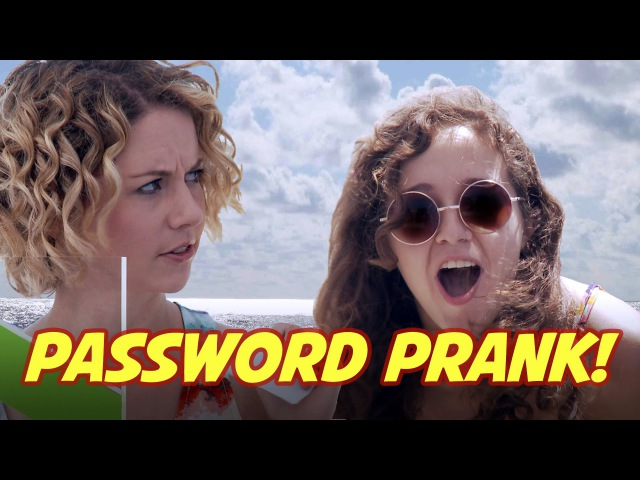 MediocreFilms - IMPOSSIBLE PASSWORD PRANK!