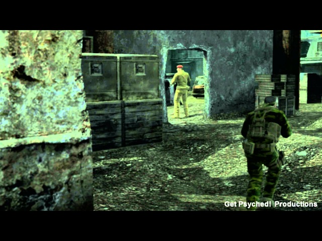 Metal Gear 2: Solid Snake MGO Rendition [Director's Cut] (Part 1: Operation Intrude F014)