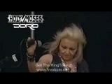 Holy Moses And Doro - Too Drunk To Fuck (live At Wacken) Official Video High Quality