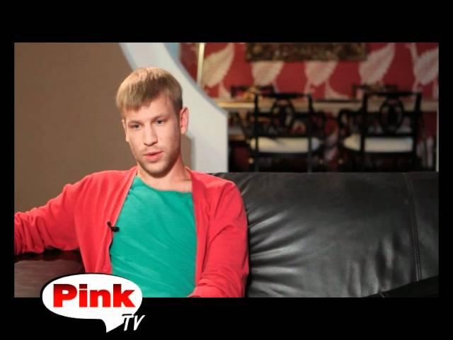 Иван Дорн: видео интервью для «PINK»