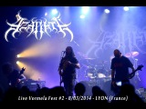 Azarath - Supreme reign of Tiamat (live Vormela Fest - 8032014)