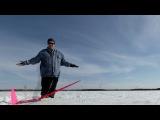 F3K DLG в Монино. Разведка снежного покрова под зажигательный мотив макарэны...