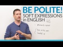 Learn POLITE expressions in English Don't be RUDE