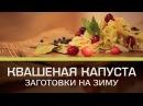 Квашеная капуста: заготовки на зиму [Мужская кулинария]