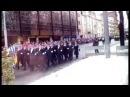 За это видео уволили командира пожарного расчета Парад в Эстонии 24 02 2016