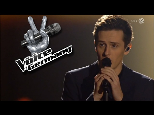 Chris Schummert: The Singer (Single) | The Voice of Germany 2013 | Live Show