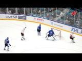 Фищенко показывает отличный бросок и забивает