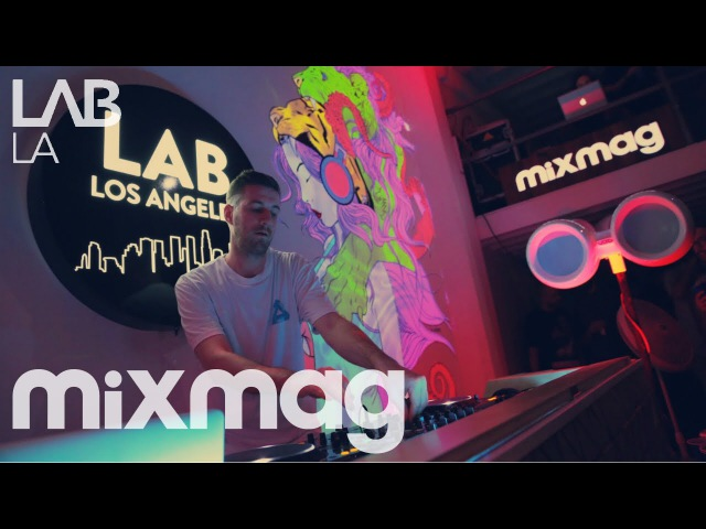 Kastle, Alix Perez Petey Clicks bass DJ set in The Lab LA
