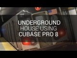 How to make house music in Cubase Pro 8