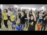 Греко-католицька молодь Італії першою танцює банс під українську версію гімну СДМ 2016