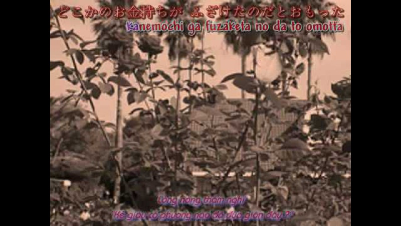 [Vietsub - Kara] Hyakuman bon no bara ( Million Roses )