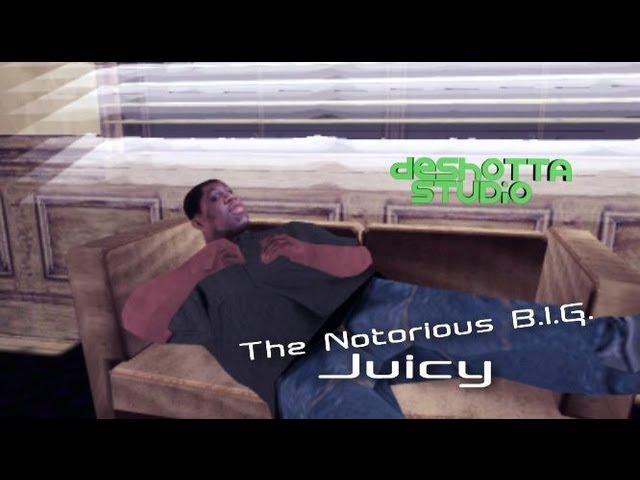 [GTA SA]The Notorious B.I.G - Juicy