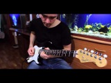 Nickel back - When we stand together ( unbelievable guitar cover) Взаимоподписка всем!!! 2016