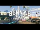GTA Online: Лоурайдеры - автомастерская Бенни