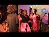Фестиваль Африка. Госпел-хор Намибии_2. Fassbinder. 14.11.2015