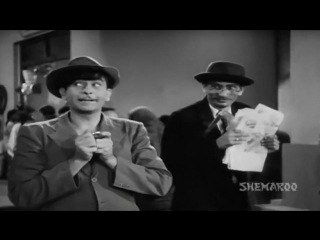 Awara Hoon HD- Raj Kapoor - Awaara - Mukesh - Shankar Jaikishan - Evergreen Hindi Songs 1080p Lyrics