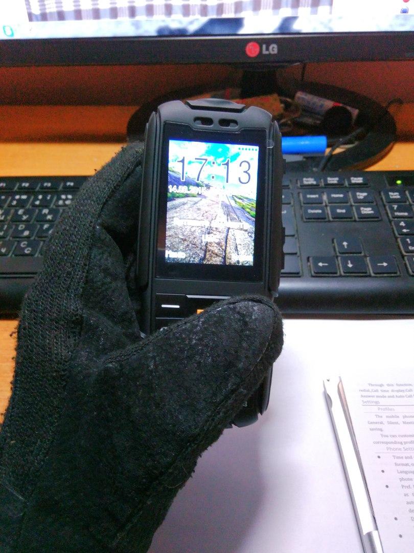 GearBest: Звонилка A9 или обещал сломать и не смог :(