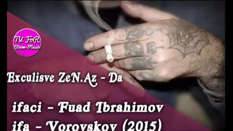 Fuad İbrahimov Vorovskoy 2015