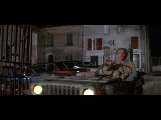 (Жан-Поль Бельмондо) Чудовище L`Animal (Франция, 1977г.) DVDRip