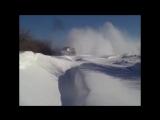 Самая удивительная снегоуборочная техника в мире!