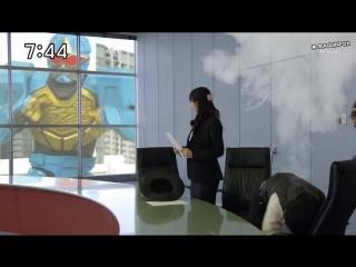 [dragonfox] Shuriken Sentai Ninninger - 15 (RUSUB)