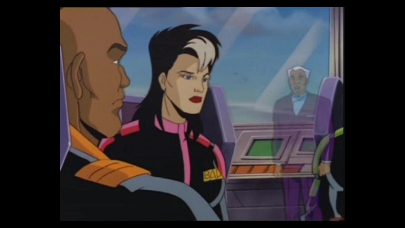 Космические Агенты 4 серия из 13 / Команда 22-Z / Bureau of Alien Detectors Episode 4 (1996)