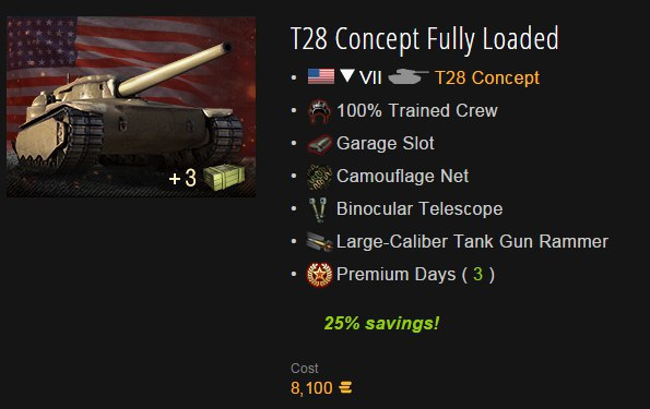 T28 HTC Available for Xbox WoT – The Armored Patrol