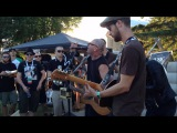 Music 4 Cancer Tim Armstrong (Rancid) and The Interrupters Secret Show @ Rock Fest 2014