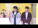 [S영상] 박해진 남주혁, '프리허그로 마음까지 따뜻하게' (치인트 프리허그)