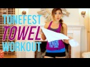 Towel Workout Tonefest