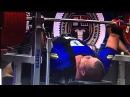 Fredrik Smulter жим лёжа 400 кг.