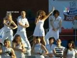 Жанна Фриске - А на море белый песок(День России)