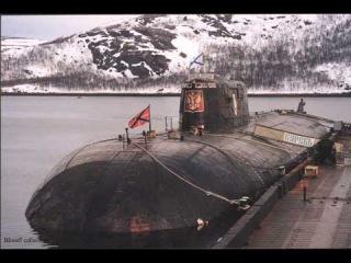 Причина гибели АПЛ Курск американская ракета Зазнобин В М