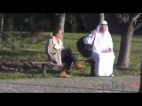 Прикол дня Араб и сумка И смех и грех
