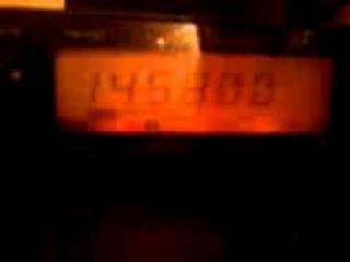 Моя третья радиосвязь с МКС. Оператор Сергей Волков.